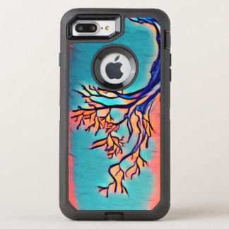 Artsy Tree iPhone 7 Plus Case
