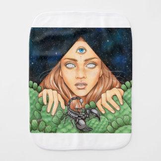 Artwork Burp Cloth