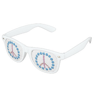 Artwork Peace Sign Party Shades