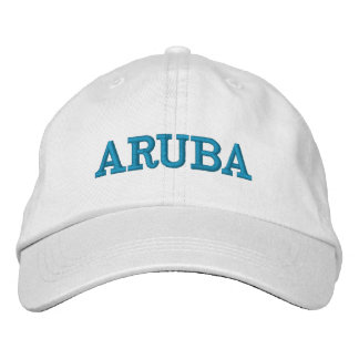 Aruba Sports Hat Embroidered Hat