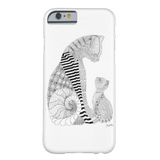 As a cat tender mother barely there iPhone 6 case