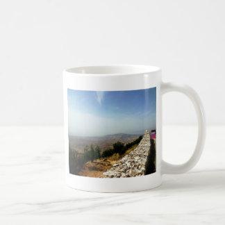 As Salt, Jordan Border Coffee Mug