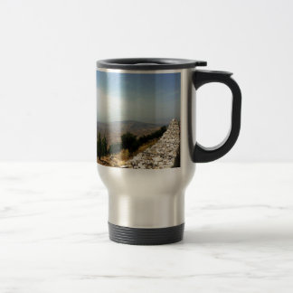 As Salt, Jordan Border Stainless Steel Travel Mug