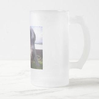 ASAPFarm Joey Frosted Glass Mug