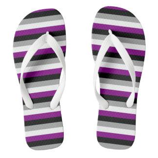 Asexual Pride Thongs