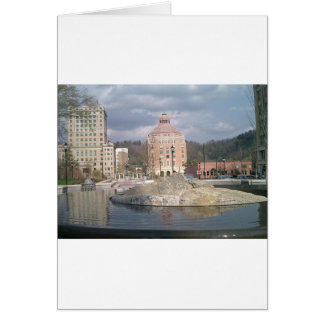 Asheville nc fountain card