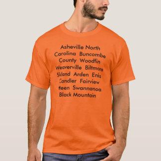 Asheville North Carolina T-Shirt