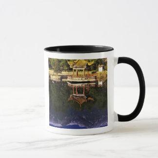 Asia, China, Yunnan, Dali. Cangshan Mountains Mug