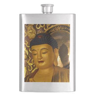 Asia Golden Buddha Flasks