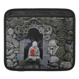 Asia, Indonesia, Bali. A shrine of Buddha iPad Sleeve
