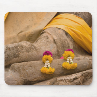 Asia, Thailand, Siam, Buddha at Ayutthaya 2 Mouse Pad