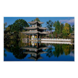 Asian Architecture Poster
