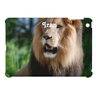 Asiatic Lion of Iran iPad Mini Cases