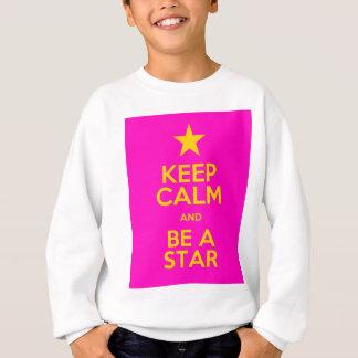 Ask a star sweatshirt