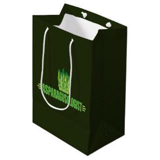 ASPARAGUSOLOGIST Love Medium Gift Bag