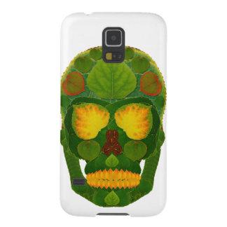 Aspen Leaf Skull 9 Galaxy S5 Covers