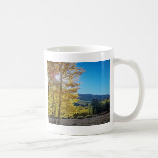 Aspen Sunshine Coffee Mug