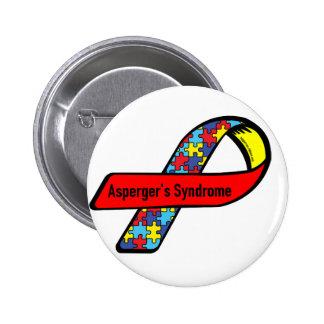 Aspergers Awareness Pinback Button