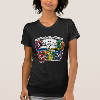 Asperger's Syndrome Crayons T-Shirt