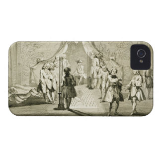Assembly of Free Masons for the Initiation of a Ma iPhone 4 Case-Mate Cases
