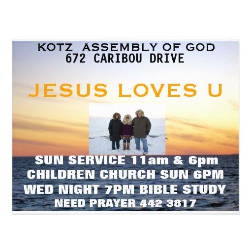assembly of god kotz full color flyer