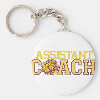 Assistant Coach Key Ring