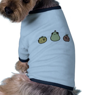 Assorted Fruit Dog T-shirt