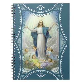 Assumption of the Blessed Virgin Mary Angels Notebooks
