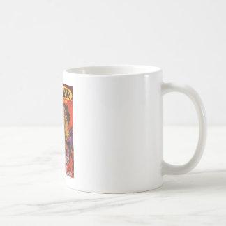 Astonishing Stories 02-02_Pulp Art Basic White Mug
