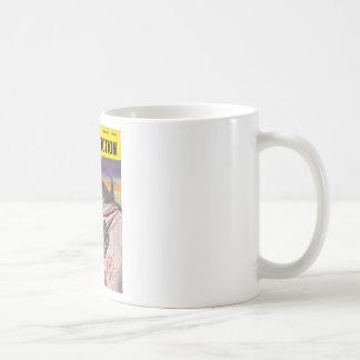 Astounding 1952-03_Pulp Art Basic White Mug