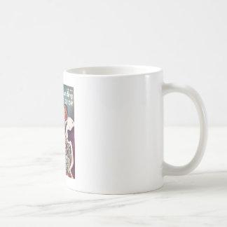 Astounding 1956-04_Pulp Art Basic White Mug