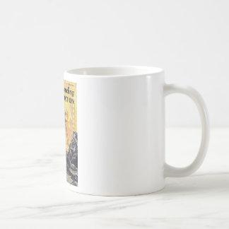 Astounding 1957-02_Pulp Art Basic White Mug