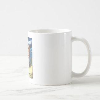 Astounding Science Fiction_ April 1950_Pulp Art Coffee Mug