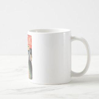 Astounding Science Fiction_ March 1941_Pulp Art Basic White Mug