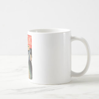 Astounding Science Fiction_ March 1941_Pulp Art Coffee Mug