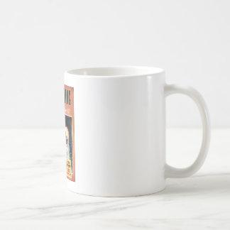 Astounding Science Fiction_ March 1943_Pulp Art Coffee Mug