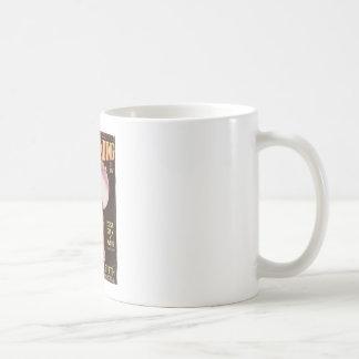 Astounding Stories _February 1934_Pulp Art Basic White Mug