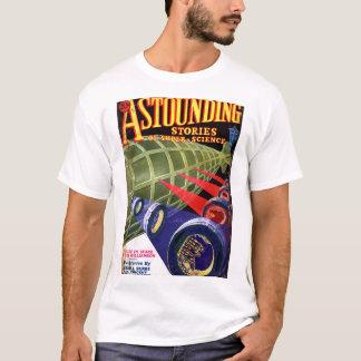 Astounding v012 n01 (1933-03.Clayton)_Pulp Art T-Shirt