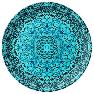 Astral Travel Mandala Plate