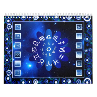 Astrological Wall Calendar