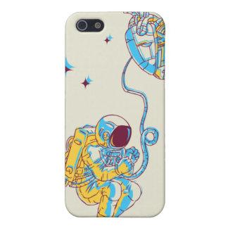 Astronaut Fetus iPhone 5/5S Cases