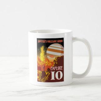 Astronaut on the Surface of Io Coffee Mug