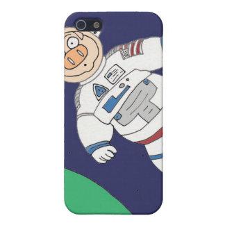 Astronaut Pig iPhone 5/5S Case
