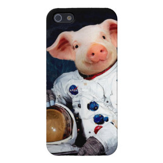 Astronaut pig - space astronaut case for iPhone 5/5S