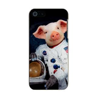 Astronaut pig - space astronaut incipio feather® shine iPhone 5 case