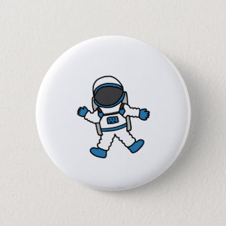 ASTRONAUT shirts, accessories, gifts 6 Cm Round Badge