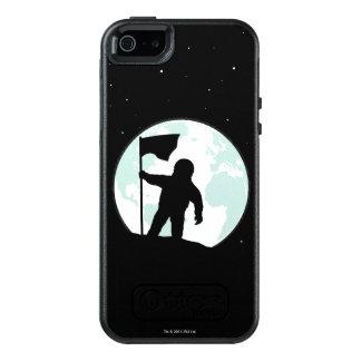 Astronaut Silhouette OtterBox iPhone 5/5s/SE Case