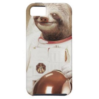 astronaut sloth tough iPhone 5 case