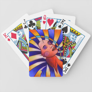 Astronella - beauty star bicycle playing cards