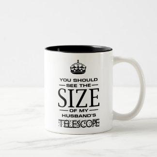 Astronomer's Wife's mug